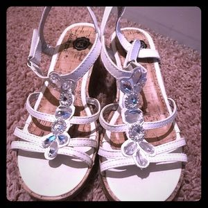 Kids Wedge Sandal